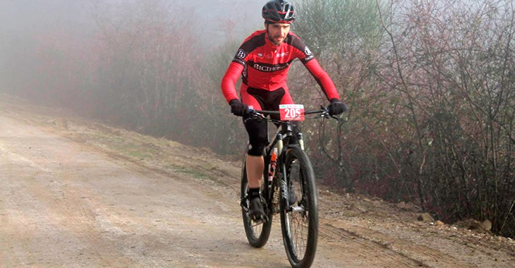 Bigazzi vince nel XC Bike Park di Monteloro