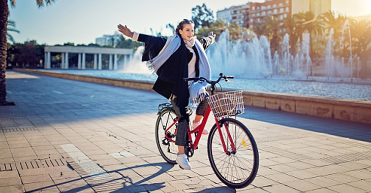 Dal 4 maggio tutti in bicicletta!