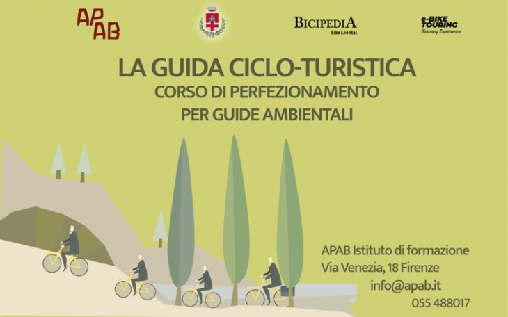 La guida cicloturistica