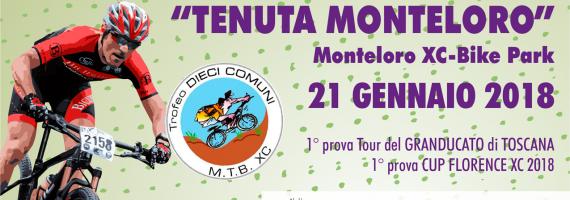 3° trofeo Tenuta Monteloro 2018 - XC Bike Park Monteloro