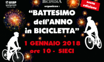 6^ Battesimo dell'Anno in Bicicletta