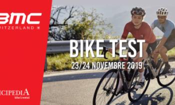 Test Bike Day BMC