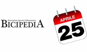 Mercoledì 25 aprile
