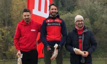 Fabbri vince il ciclocross a Pontassieve