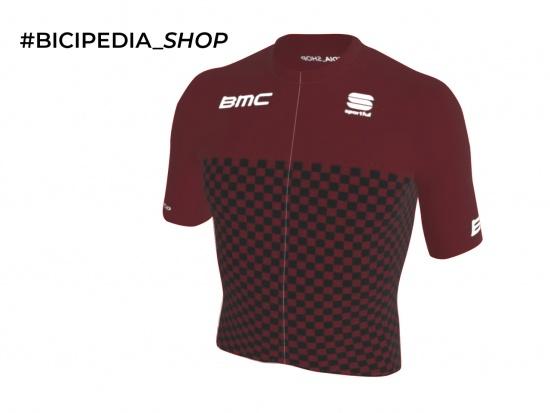 Maglia m/c Sportful Neo Amaranto #bicipediashop
