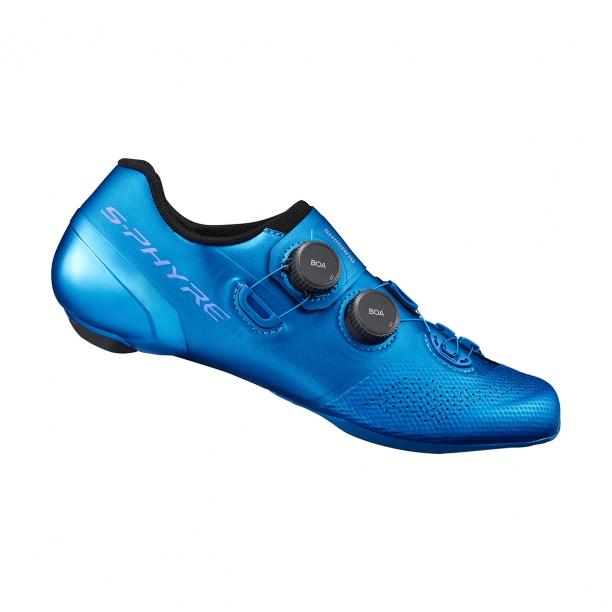 Shimano  XC9 s-phyre sh-rc901 Blue