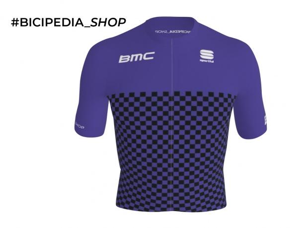 Maglia m/c Sportful Neo Viola #bicipediashop